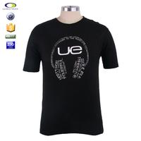 China factory custom fitness t-shirt printing