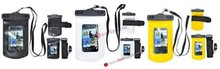 Hottest PVC Waterproof Dry Bag for Cell Phone and Other Digital Camera/mp3/mp4 with Sport Armband