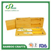 High quality 100% bamboo knife box