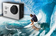 Cheap 1080P HD Extreme Sport DV with 2 inch LCD 30M Water Proof Actiom Cam Model TA9