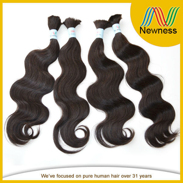 Indian Hair Weave In Bulk 46