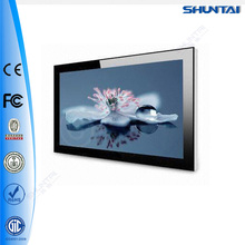 """15"""" internet &smart LCD display both with TV&advertising function"""