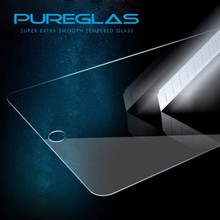 Pureglas Touch Screen Guard For iPad Air Tempered Glass Tablet Screen Protector, 9h pc accessory