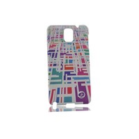 Factory Wholesale for Samsung Galaxy Note 3 Custom Back Cover Case with Water Transfer Printing
