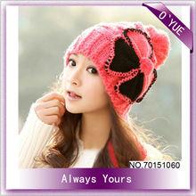 Lovely Girls Warm Full Face Cover Winter Ski Mask/Hat
