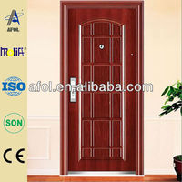 Indoor security doors