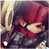 Trending hot products fashion envelope leather clutch bag