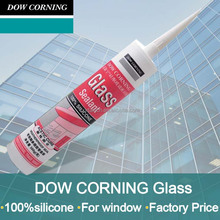 Dow Corning 300ml glass acetic silicone sealant gp use