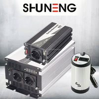 SHUNENG soft starter ac dc power supply solar panels and inverters