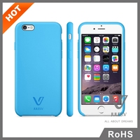 PC TPU Shockproof Dirt Dust Proof Hard Matte Cover Case For iPhone 6