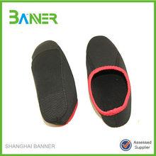 Personalizado barato Unisex suave sole formação neoprene linha sapatos de dança