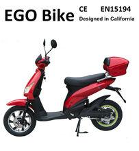 Swift, Lady mini e scooter battery run 500w