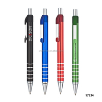 2015 new hot selling aluminium ballpoint pen