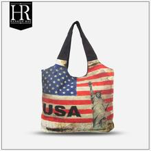 HenRon1 ICTI Factory best price mens canvas tote bag