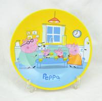 custom logo ceramic plates dishes,lunch plate
