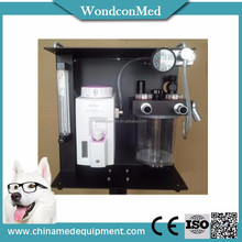 Virtual veterianry anesthesia machine with ventilator for sale
