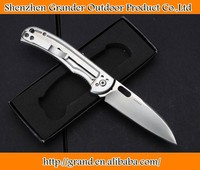 All steel F74 knife stainless steel knife 8Cr13 blade 56HRC Hand tools 4482
