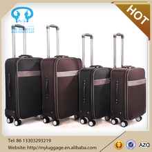 Hot selling new style pu suitcase luggage and bags for travel