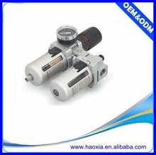 AC3010-03 Type FR.L filter regulator & lubricator combination