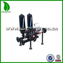 automatic back flush water filter system
