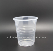 7oz 200ml disposable coffee cup /clear pp yogurt cup