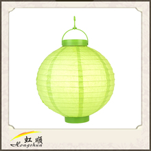 "20"" Light Lime Budget Friendly Chinese Event Decoration For Decor Dark Night/ Chiristmas"