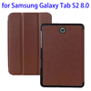 """best selling consumer electronics Leather shockproof case for galaxy tab s2 8.0"""" tablet with great price"""