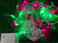 new product led string light wholesale christmas ornament supplier