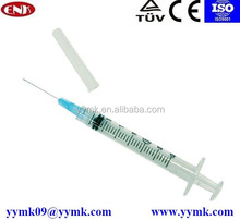 plastic luer lock syringe disposable consumables for hospital