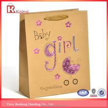 The best choice fashion birthday gift bag customized