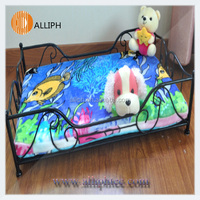 Alliph brand Pet bed for dog with comfortable cushion
