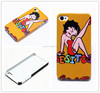 Cheap deal high quality Betty Boop design cell phone case cover skin for iphone 4 4g 4s case