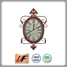 Highest Quality Hotsale 2015 Latest Design Various Metal Wall Colors Clocks And Watches
