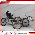 china de aleación de aluminio marco de la bicicleta frente a dos ruedas