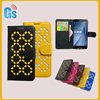 Hollow-out Design Wallet Leather Case For Asus ZenFone 2 ZE551ML Cover