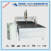 LD-1325 high quality multi functions wood , plastic , aluminum, acrylic , glass , stone CNC machine importer