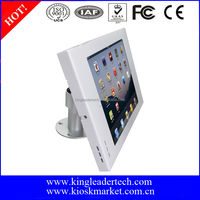 Rotatable security table stand for ipad 2/3/4/Air