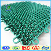Excellent and pure color pp interlocking floor price