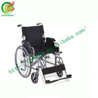 Best selling European style wheelchair with drop back handle,flip up armrest the price very good, HOT! please come to visit us!