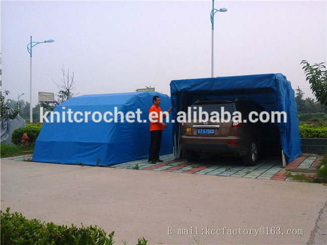 Foldable Car Tent Garage Covers : French style canopy portable car garage shelter snow