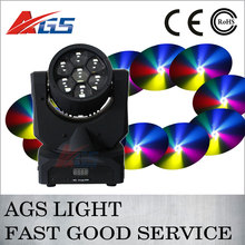 7x12w rgbw led multri beams disco stage light DJ PARTY CLUB suitable