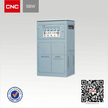 Modern design SBW ac automatic voltage stabilizer 380V