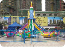 2015 children kids games mini flying chair hot sale indoor outdoor playground amusement park rides for sale