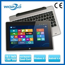 Dual OS Atom/Android Tablet from Shenzhen manufacturer