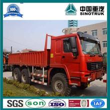 Sinotruk good price HOWO 6X4 Cargo Truck chassis