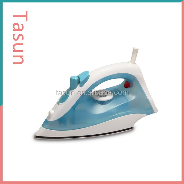 how to clean electric steam iron