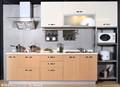 pvc armário de cozinha