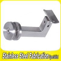 Handrail Fittings Modern Pipe Aluminum Handrail Brackets