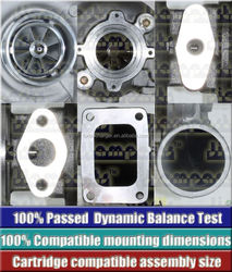 Jiamparts Hot High-quality Low-cost Construction vehicles 5439-970-0017 BV39-0017;KP39 Turbocharger