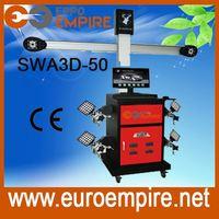 Brand New Wheel Balancer SWA3D-50, motorcycle stand, wheel alignment and balancing machine